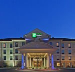 holiday inn express poteau, oklahoma